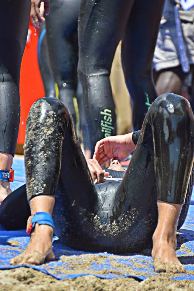 tuna race balfego swim