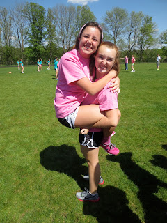 7th Grade Girls Cheer
