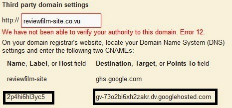 Cara Membuat Domain co.vu Gratis 1 Tahun