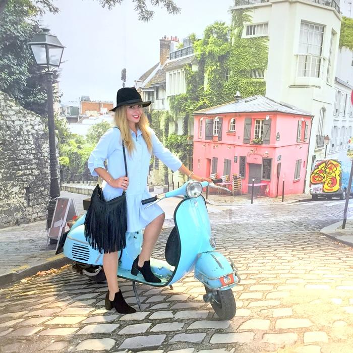 בלוג אופנה Vered'Style - פריז בקניון עזריאלי