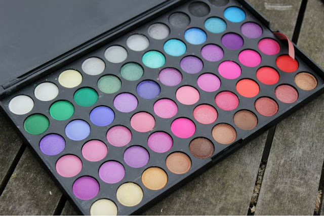 Crown Brush 120 Eyeshadow Palette