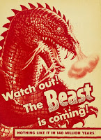 Beast from 20000 Fathoms - 1953