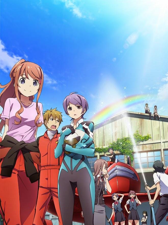Anime Classroom Crisis anuncio 3