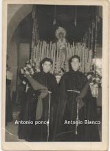 Semana Santa del año 1962.