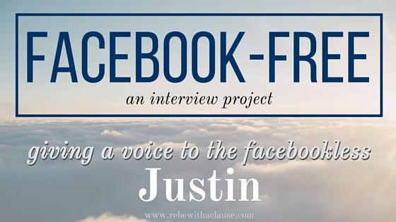 Facebook-Free: Justin