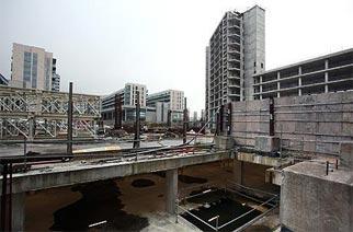 Sandyford Area Termahal Eropa Yang Jadi Kota Hantu