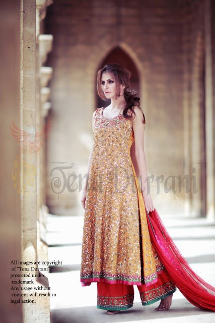 New fashion Dress by Tena Durrani