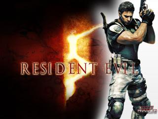 game resident evil 5