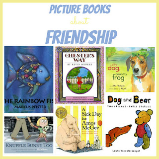 picture books, preschool themes