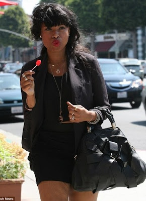 jennifer hudson loose skin on thighs