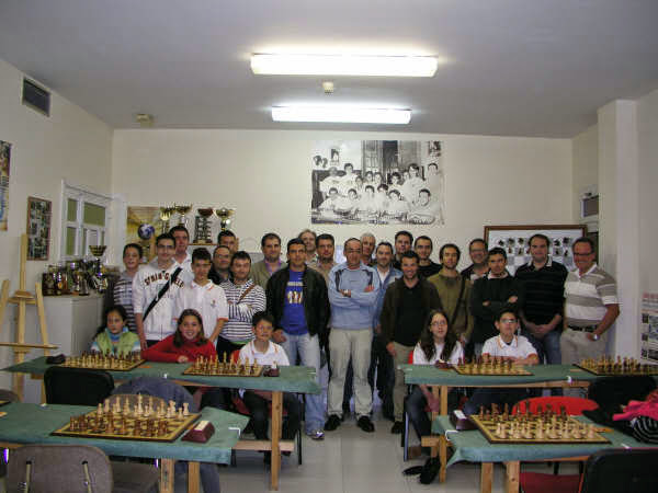 Foto oficial componentes del Club