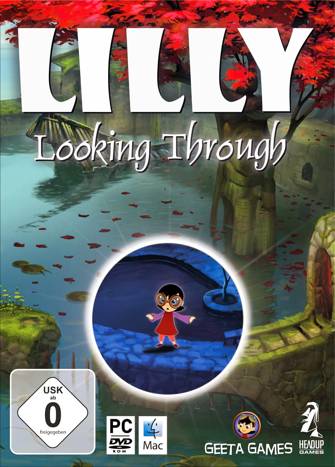 Dream Games: Lilly Looking Through