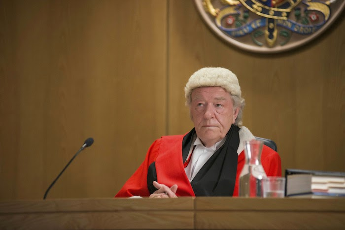 Royal Court Judge (SIR MICHAEL GAMBON)