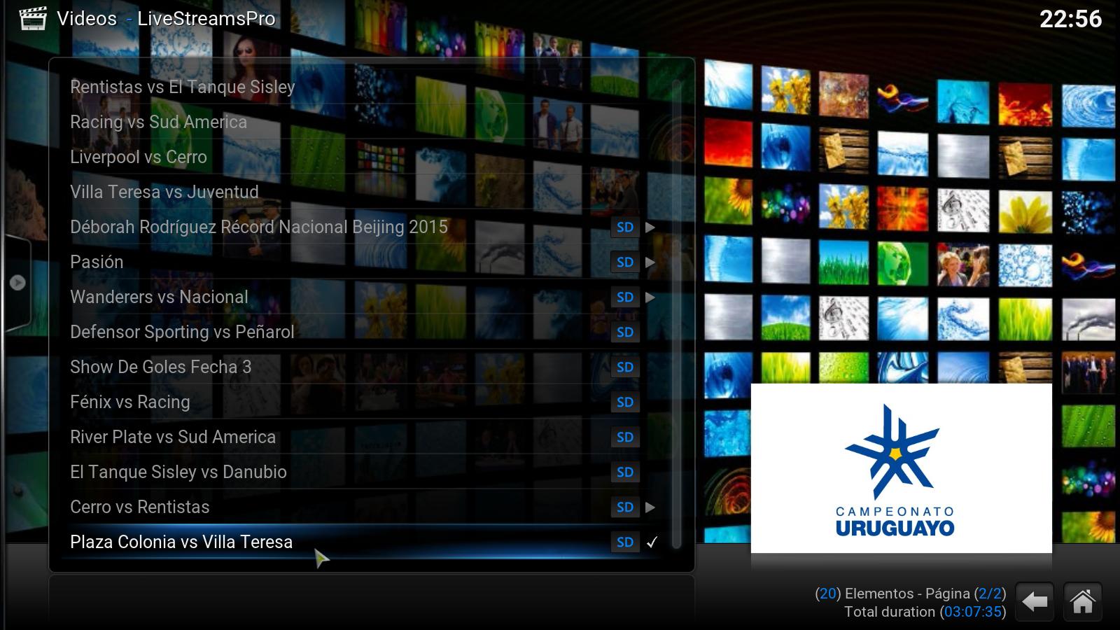 Decile Chau al Cable con mi programa