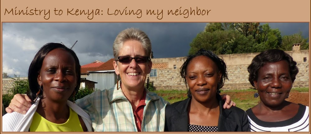 "Ministry2Kenya: ""Loving my Neighbor"""