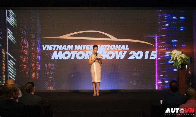 Triển lãm VIMS 2015 khai màn tại Hà Nội