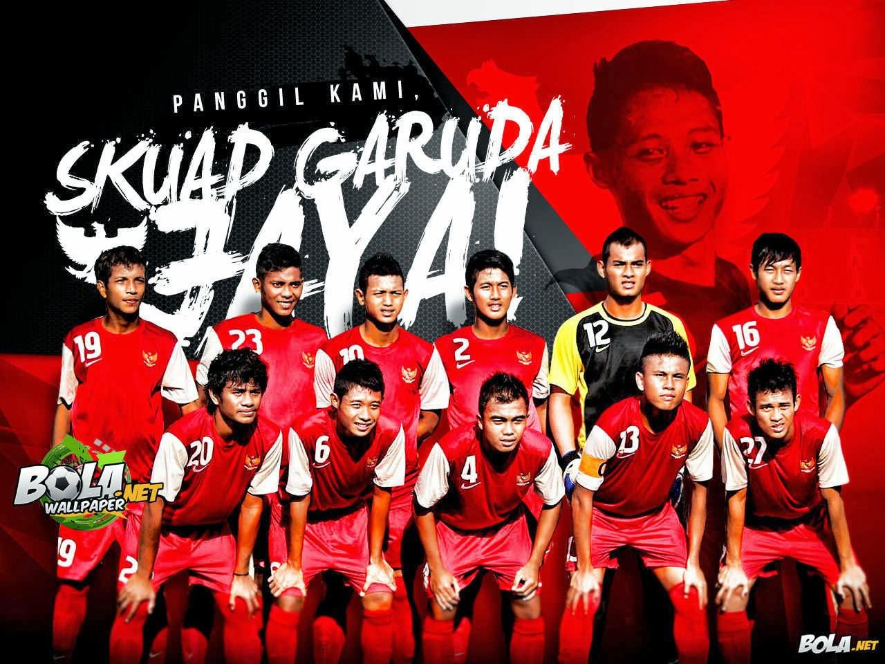 Download Wallpaper Bola Keren Timnas Indonesia
