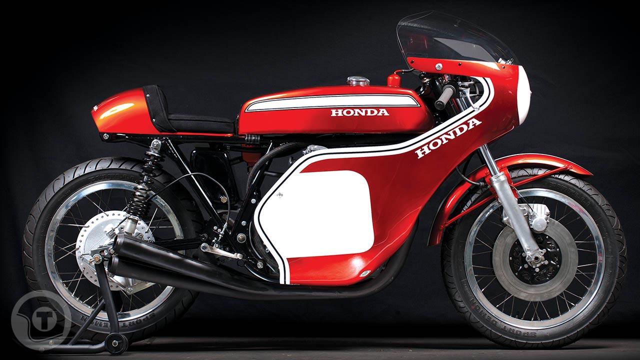 Honda Replica Motorcycle Replica by tt Motorcycles