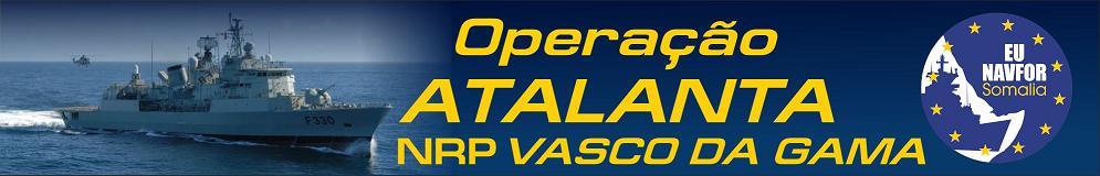 Vasco da Gama - Operação Atalanta