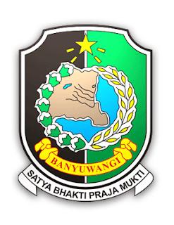 Makna Lambang Kabupaten Banyuwangi MAKNA BAGIAN-BAGIAN LAMBANG