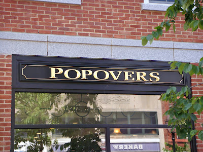 Popovers, Portsmouth, NH