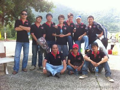Future Club offroad tại Bình Thuận