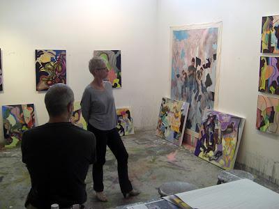 artTALK: Craig Stockwell Studio Visit