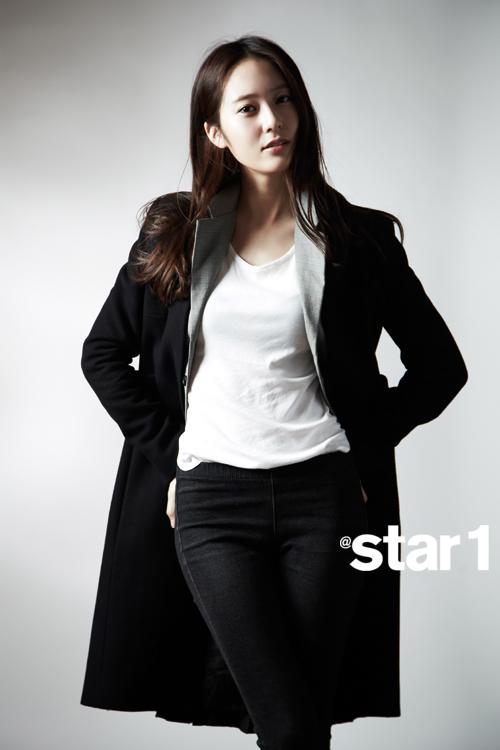 twenty2 blog: f(x)'s Krystal in At Star 1 April 2013 ... F(x) Krystal 2013