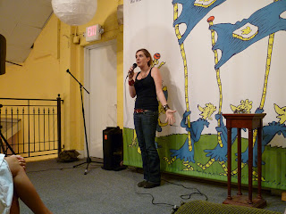 Maggie Stiefvater at Little Shop of Stories