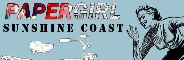 papergirl sunshine coast