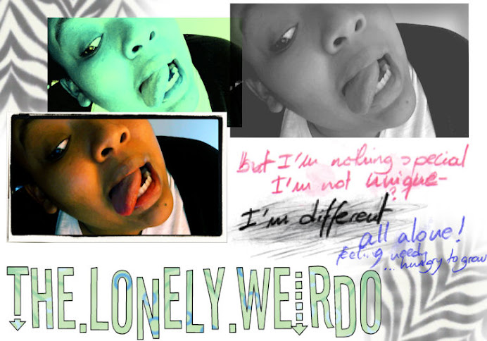 The.Lonely.Weirdo