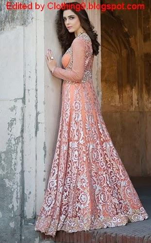 Wedding maxi dresses in pakistan