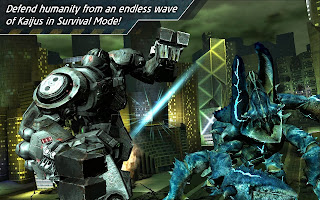 Pacific Rim 1.9.0 MOD APK+DATA (Unlimited Money)