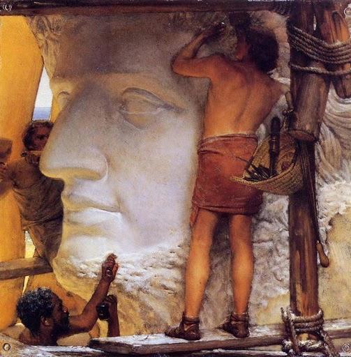 Sculptors_Rome