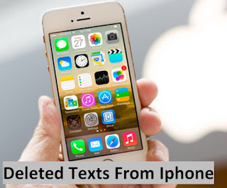 Can You Retrieve Deleted Texts From Iphone
