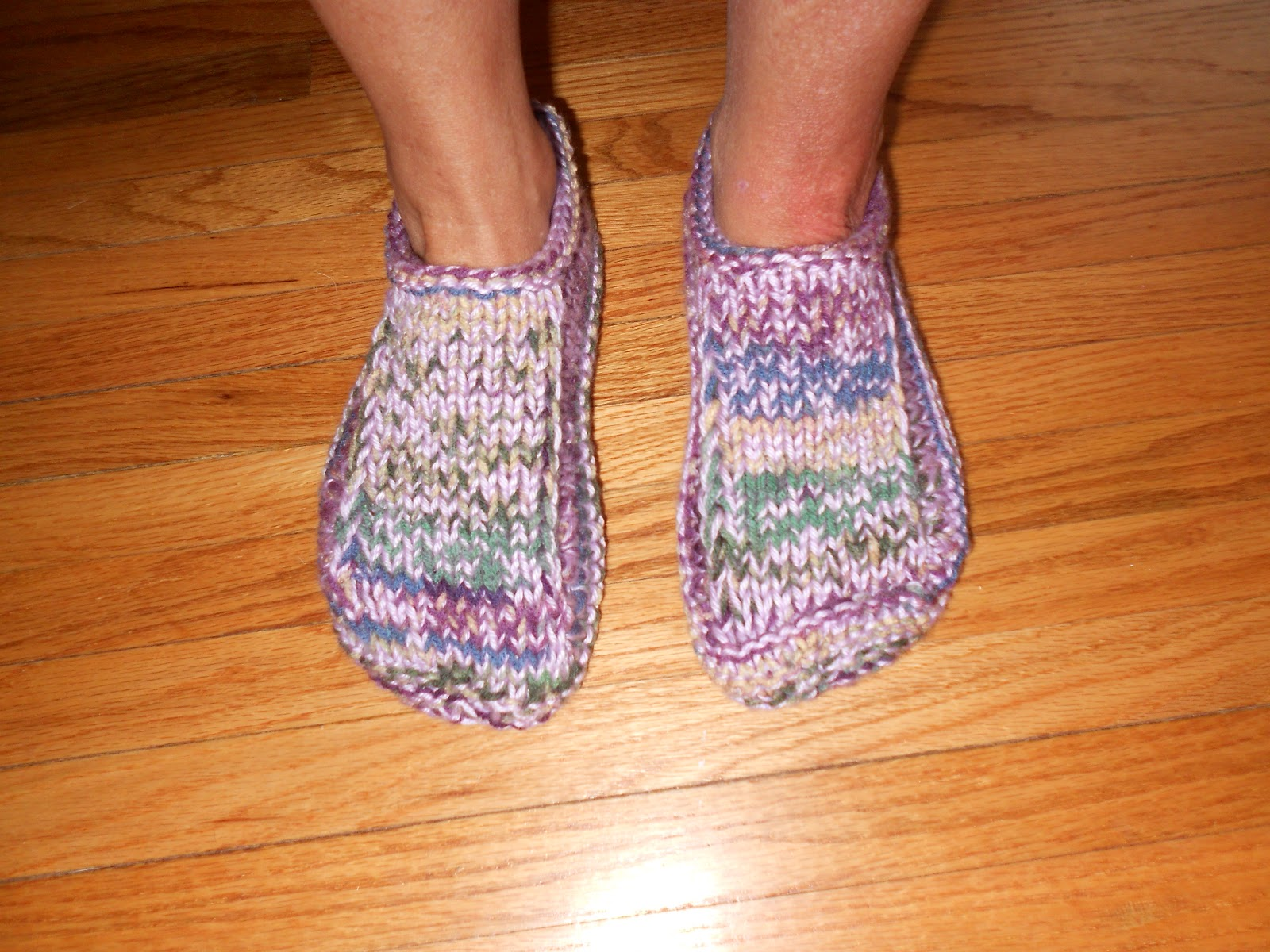 Knitting II: Cozy Toes