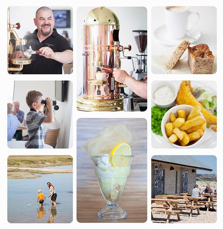 Mat Follas Chesil Beach Cafe