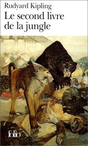 Le Second Livre de la Jungle 2ndJungleBook