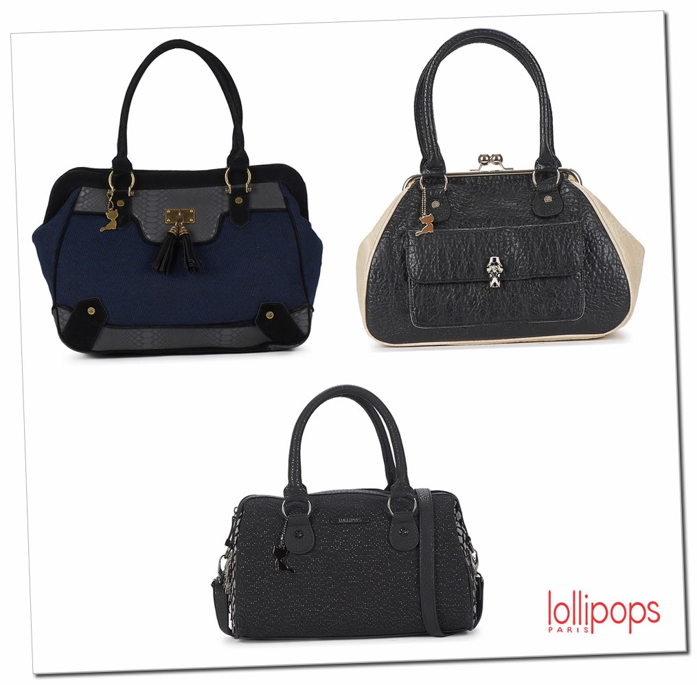 Miss Cosillass: Bolsos Lollipops