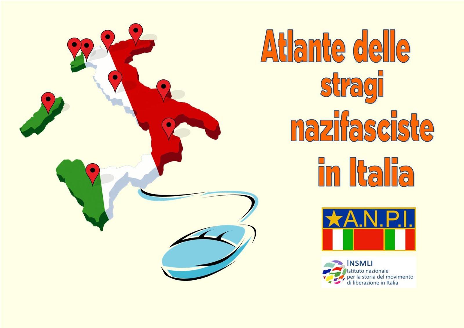 ATLANTE DELLE STRAGI NAZIFASCISTE