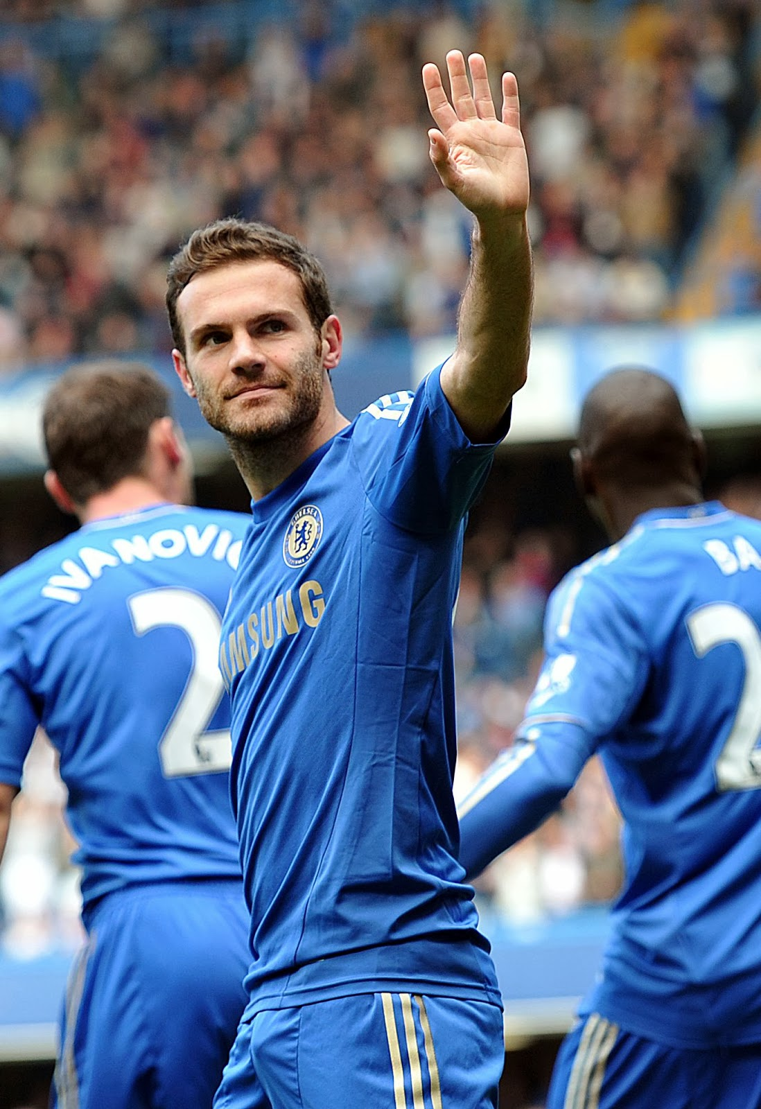 Sports, Footballer, Football, Manchester United, Juan Mata, Chelsea, Record, £37 Milloion, Spanish, Spain, English Premier League, Everton, Most Costly, Managers, Slamme, Midfielder, World, League,