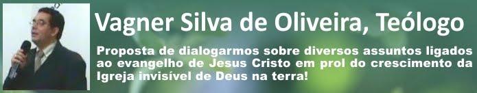 Vagner Silva de Oliveira, Teólogo