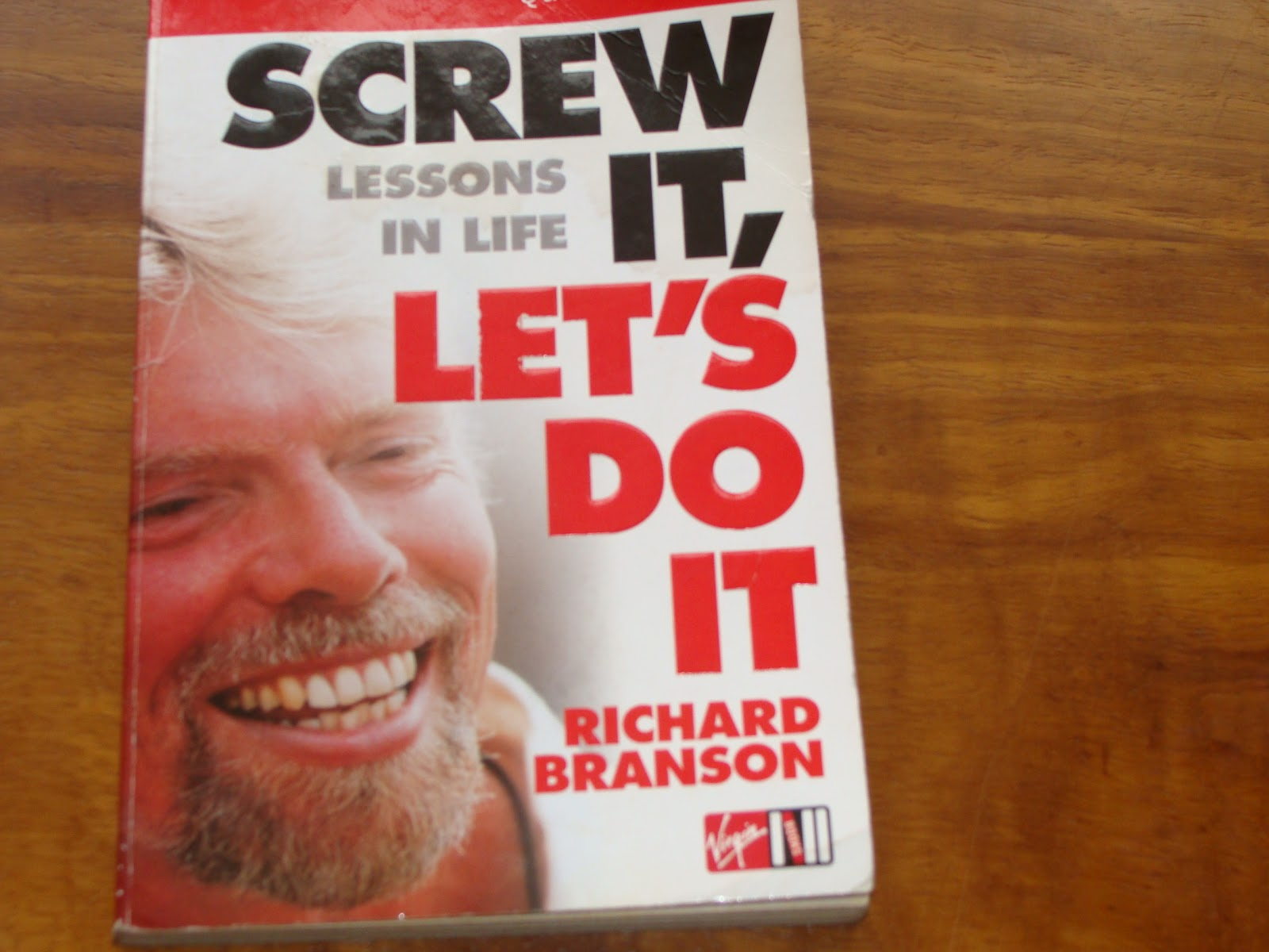 screw it lets do it lessons in life quick reads