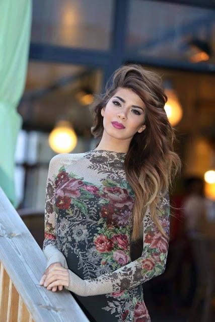 suknia Michal Negrin