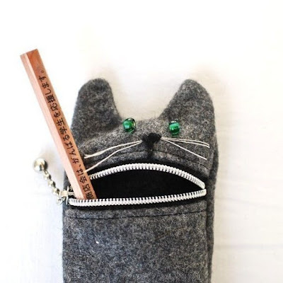 Gato sacola
