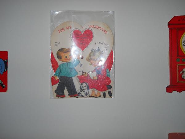 Mini Collection Monday * Vintage Valentines Part 3*