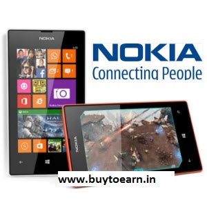 Flipkart  : Buy Nokia Lumia 525 Mobile Rs. 5649 only