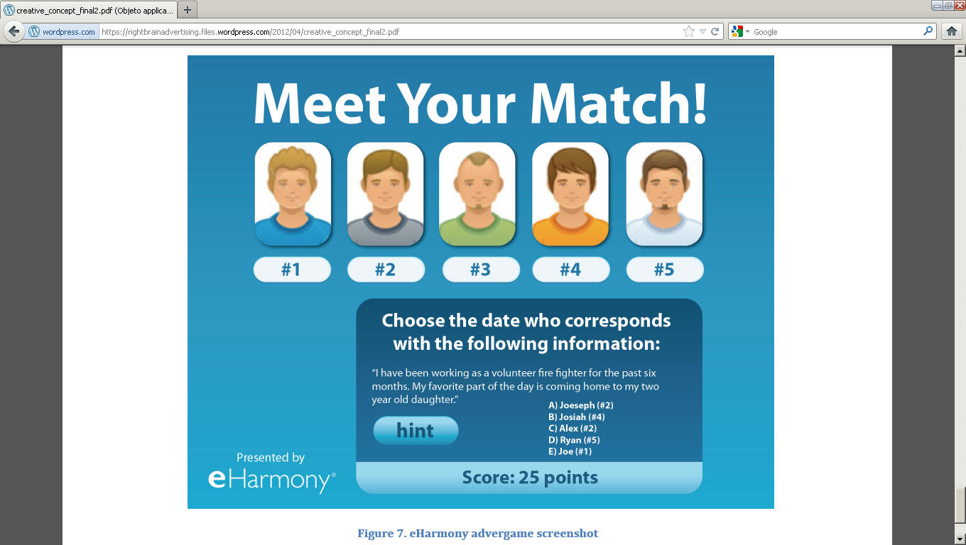 an analysis of eharmony including the You are viewing a free limited preview of eharmonycom, inc for full access: vc funding deals: full access to 65,177+ funding deals, including breakdowns, terms, and analysis (view sample vc funding deal, view vc funding search.