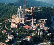 Parque de atracciones del Tibidabo