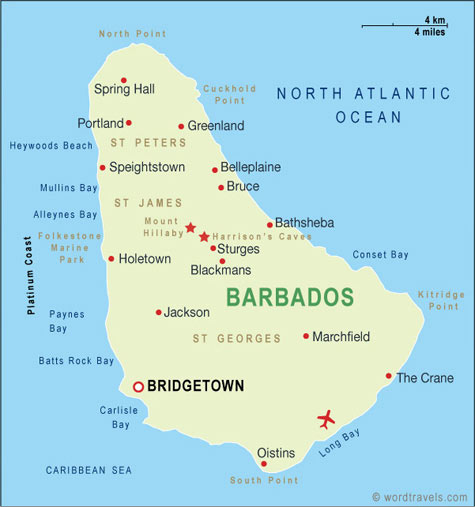a description of the barbados as a small country located in the caribbean Directory of american sailing association sailing schools located in the caribbean where you can take beginning to  class size is kept small and is typically 3 .